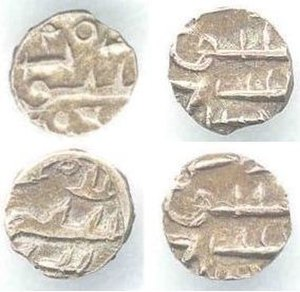 Mansura (Brahmanabad) - Coins during the rule of Amirs of Sind, c. 257 -- 421 AH / c. 870 -- 1030 AD