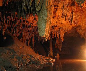 Coliboaia Cave - Coliboaia Cave interior
