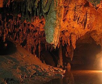 Coliboaia Cave - Image: Coliboaia cave