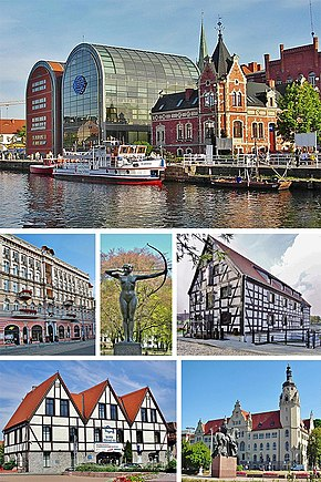 Collage of views of Bydgoszcz, Poland 3.jpg