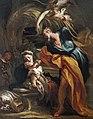 Collection Motais de Narbonne - Le repos pendant la fuite en Egypte (c.1675) - Gregorio de Ferrari.jpg