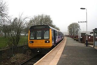 Colne railway station Railway station in Lancashire, England