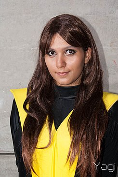 Comic Con Experience - 2014 - Cosplay Kitty Pryde (3).jpg