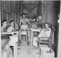 "Commo Camp ""Y"". Commo officers. Trincomallee, Ceylon, July 24, 1945. - NARA - 540051.tif"
