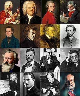 Música clássica – Wikipédia, a enciclopédia livre