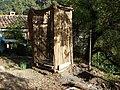 Composting toilet Toilettes sèches en plein air WC ecolo Cabane au fond du jardin.JPG