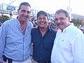 Concejal Manuel Molina, Alcalde Enzo Scarano y Alcalde Miguel Cocchiola.jpg