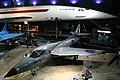Concorde and Hunter T8M. Yeovilton (6885162329).jpg