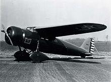 Consolidated Y1C-22 Fleetster