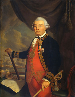 Johan Zoutman - Johan Arnold Zoutman