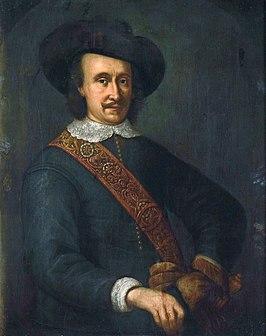 Gouverneur-generaal Cornelis van der Lijn