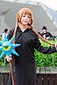 Cosplayer of Kukuri, Magical Circle Guru Guru 20200705a.jpg