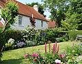 Cottage garden at Piddinghoe - geograph.org.uk - 1534122.jpg