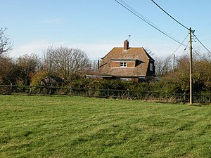 Land Settlement Association - LSA cottage at The Abingtons