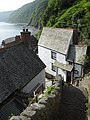Cottages in Clovelly - geograph.org.uk - 1361154.jpg