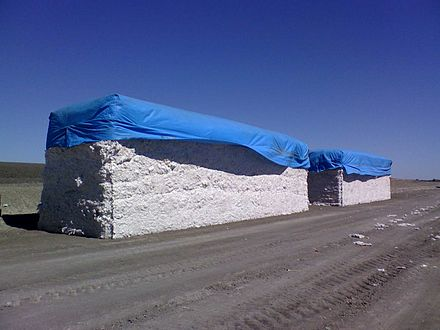 Cotton modules in Australia (2007) - Cotton