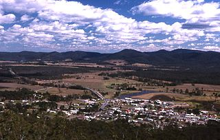 Bulahdelah, New South Wales Town in New South Wales, Australia