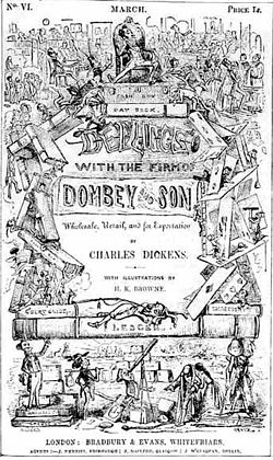 Image illustrative de l'article Dombey et Fils