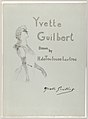 Cover - Yvette Guilbert MET DP835707.jpg