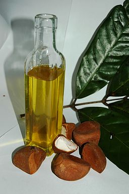 Crabwood oil or Andiroba oil