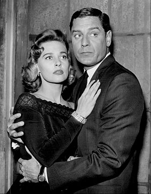 Peter Gunn - Lola Albright and Craig Stevens
