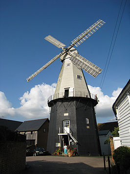 Union Mill, september 2008