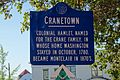 Cranetown, Montclair, NJ - information sign.jpg