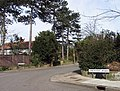 Crescent Road into Old Park Road, Enfield - geograph.org.uk - 383180.jpg