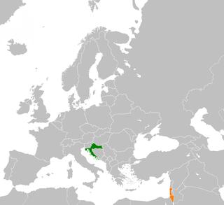 Croatia–Israel relations Diplomatic relations between the Republic of Croatia and the State of Israel