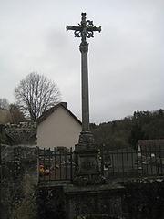 croix de cimetière de Montfermy