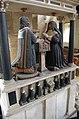 Cropthorne, St Michael's church, Edward Dingley and wife Joyce (38259395026).jpg