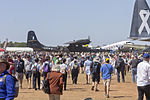 Crowd at the 2015 Warbirds Downunder Airshow at Temora.jpg