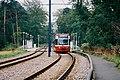 Croydon, Coombe Lane tram stop - geograph.org.uk - 1671736.jpg