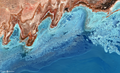 Crumbled Ice at the Caspian Sea NW Coast (50748143098).png