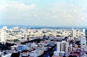 Centro Habana - Centro Havana seen from Hotel Habana Libre