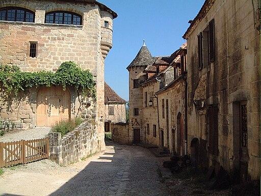Curemonte, visiter Curemonte