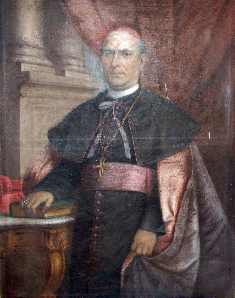 D. Jos%C3%A9 Dias Correia de Carvalho (1889) - Ant%C3%B3nio Jos%C3%A9 Pereira (Semin%C3%A1rio Maior de Viseu)