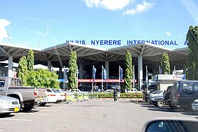 Aéroport international Julius Nyerere