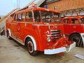 DAF A1100C406 with Bikkers bodywork fire brigade Lichtenvoorde 1956.JPG