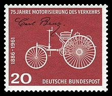 DBP 1961 364 75 Jahre Motorisierung.jpg