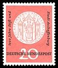 DBP 255 Aschaffenburg 20 Pf 1957.jpg