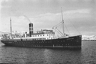 SS Dronning Maud (1925) - Image: DS Dronning Maud