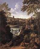 DUGHET Gaspard The Falls of Tivoli.jpg