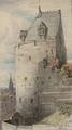 DV307 no.110 Mark Fyttons Tower, Windsor June 26 1864.png