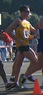 Dane Bird-Smith Australian racewalker