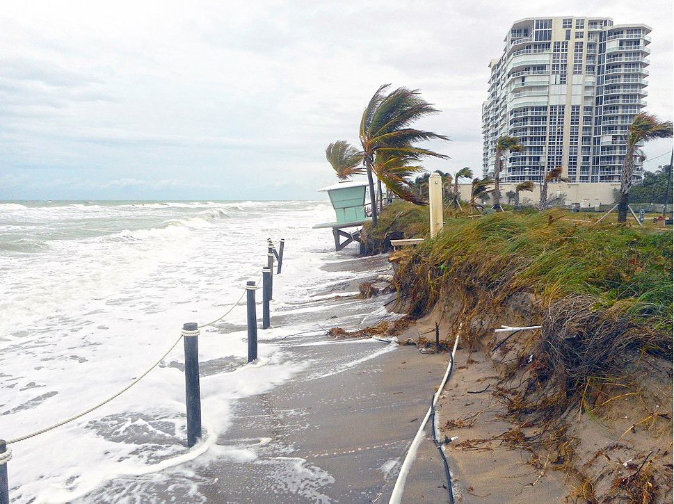 Daniabeach-coastal erosion 10-04-2017