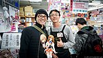 Danny Choo at Oh!taku of Taipei City Mall 20120202.jpg
