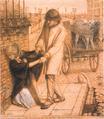 Dante Gabriel Rossetti Study for Found 1853.png