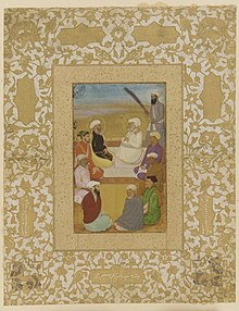 Dara Shikoh With Mian Mir And Mulla Shah.jpg