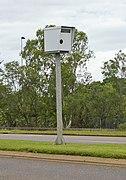 Darwin redlight and speed camera